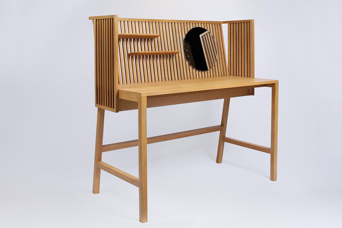 Moon Desk, Folks 3.0 by Nathan Yong