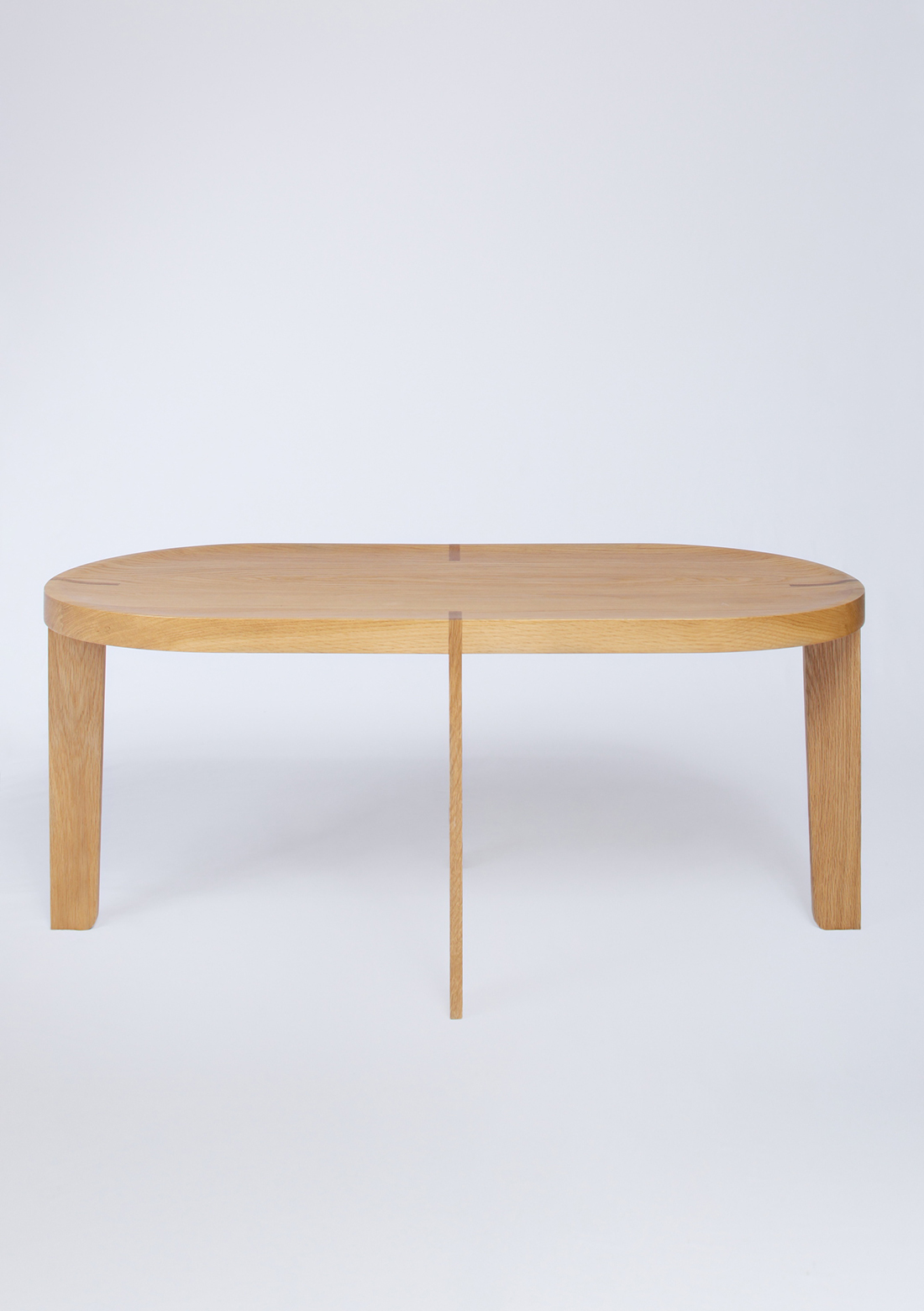 Skinny Coffee Table, Folks 3.0 by Nathan Yong
